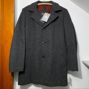 NWT Pendleton wool trench